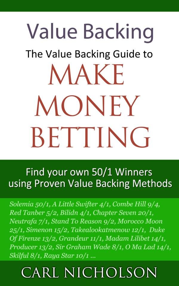 Value Backing (Carl Nicholson)